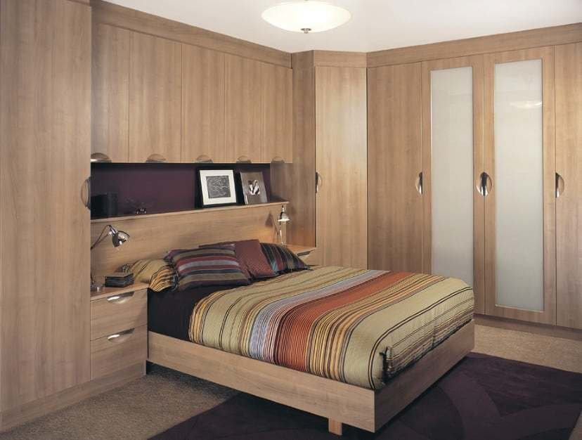Best Bespoke Fitted Wardrobes Made To Measure Corner Walk In With Pictures
