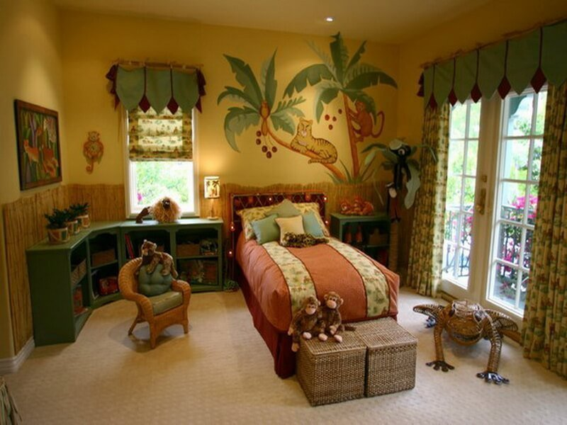 Best 10 Interesting Boys Themed Bedroom Interior Design Ideas With Pictures