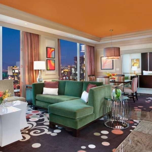 Best One Bedroom P*Nth**S* Suite The Mirage With Pictures