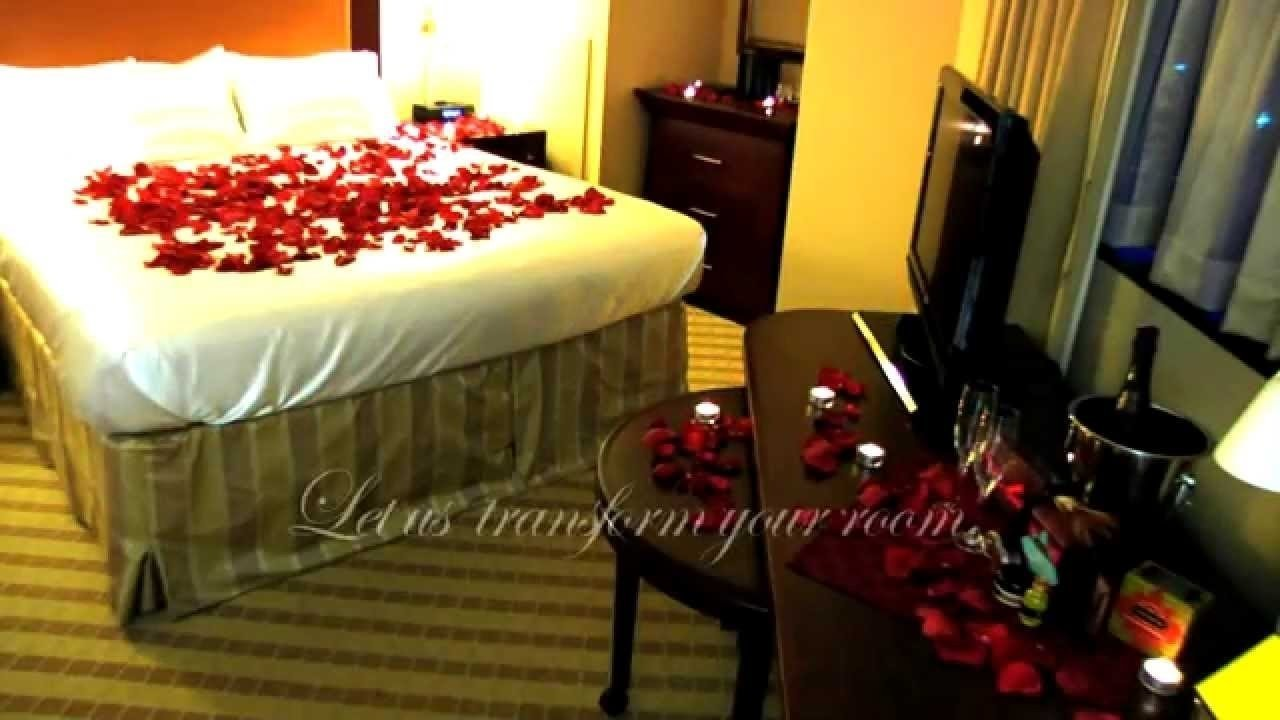 Best 10 Most Popular Romantic Ideas For Him In A Hotel 2019 With Pictures