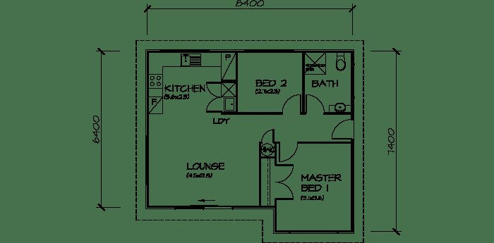 Best 2 Bedroom Transportable Homes Floor Plans With Pictures