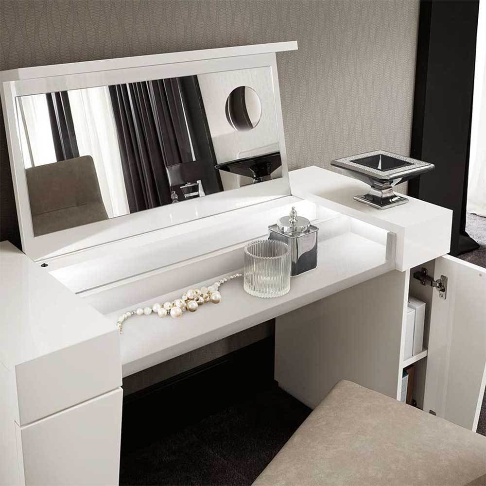 Best Altus High Gloss Vanity Unit White Bedframes Bedroom With Pictures