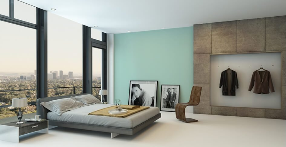 Best Bedroom Wall Painting Design Idea Colour Combination For Bedroom – Berger Paints With Pictures