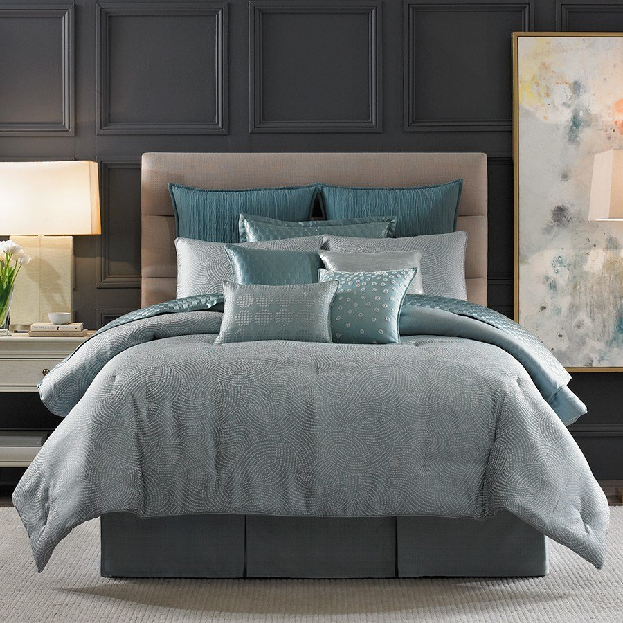 Best Candice Olson Mosaic Comforter Set From Beddingstyle Com With Pictures