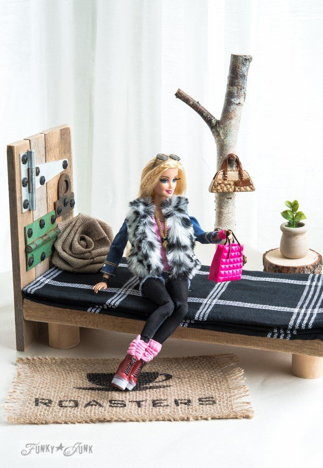 Best Furniture How Tos For The Upcycled Dollhousefunky Junk Interiors With Pictures
