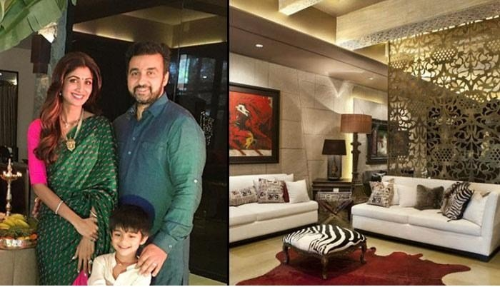 Best Luxurious Seaside Bungalow Of Actress Shilpa Shetty With Pictures