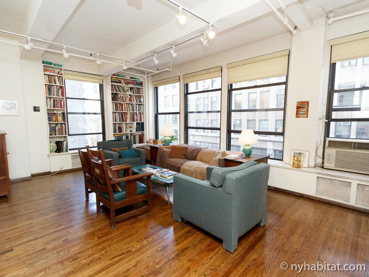 Best New York Apartment 2 Bedroom Loft Apartment Rental In With Pictures