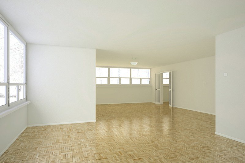 Best 1 Bedroom Apartments For Rent Scarborough At 1050 Markham With Pictures