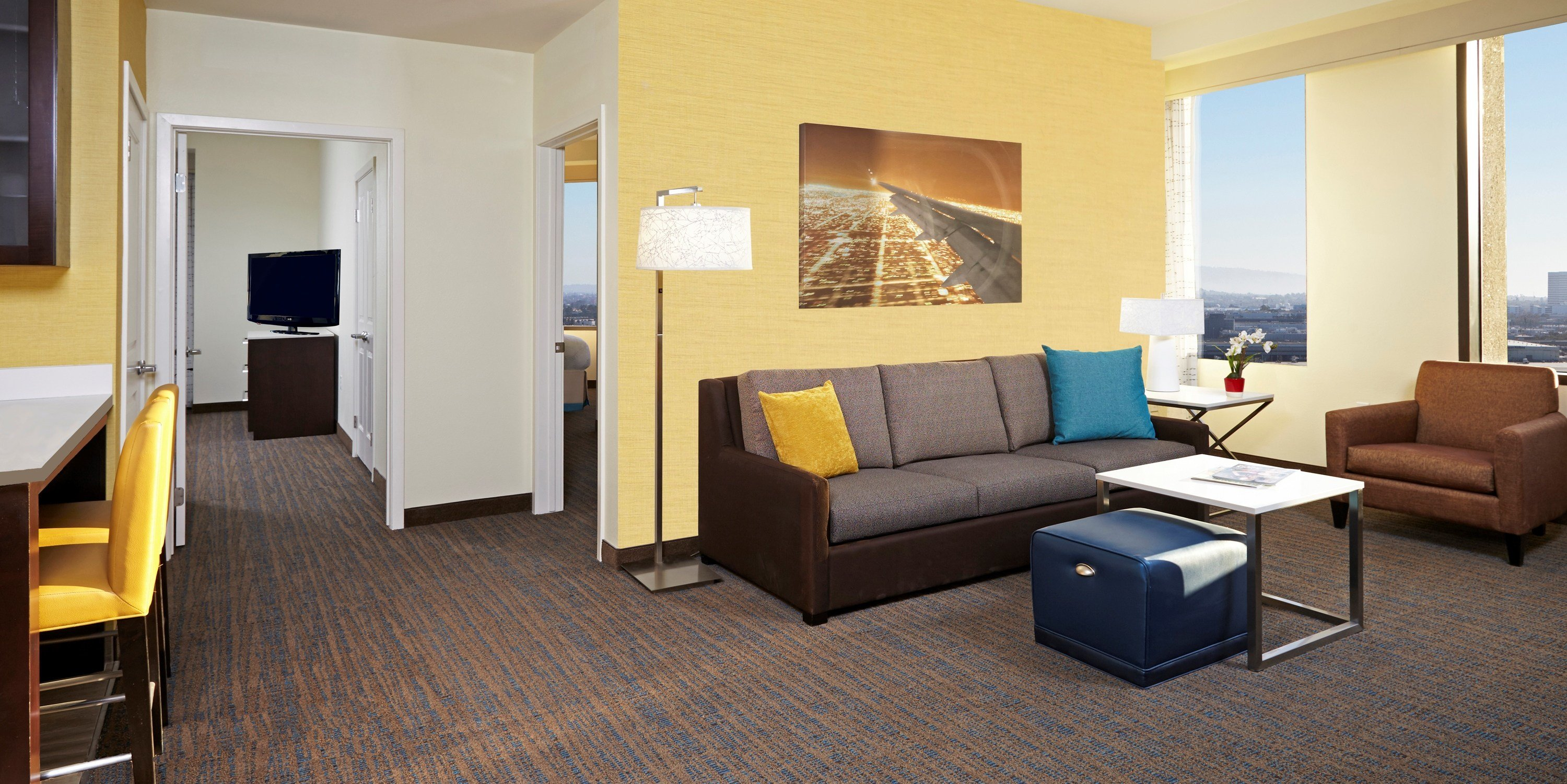 Best Two Bedroom Lax Airport Suites Residence Inn Lax Marriott With Pictures