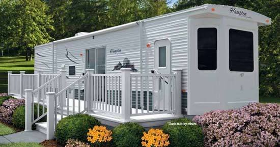 Best 2 Bedroom Destination Trailers Www Resnooze Com With Pictures