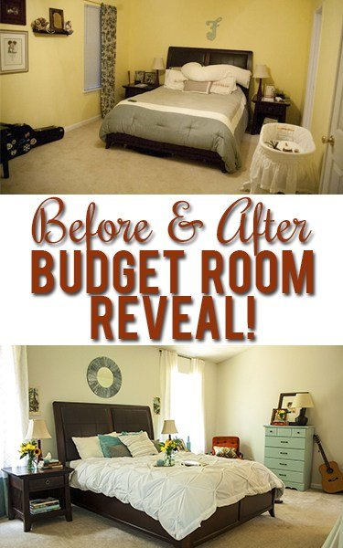 Best One Week Flash Mob Room Refresh On A Budget View Along The Way With Pictures
