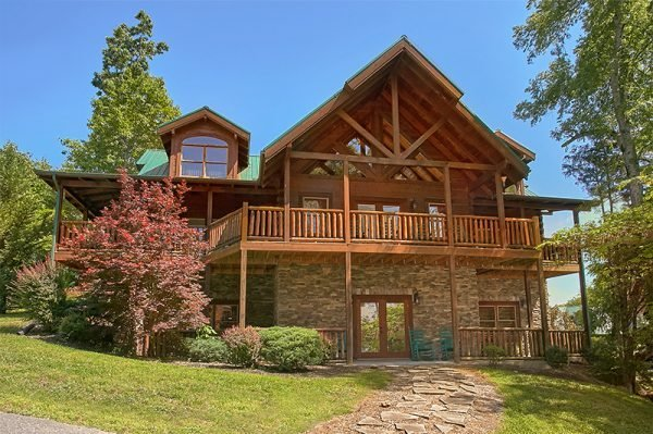 Best C Mon Inn 6 Bedroom Cabin In Pigeon Forge Cabins Usa With Pictures