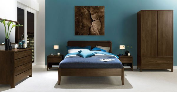 Best Walnut Furniture Bedroom Dining Living Collection Cfs Uk With Pictures