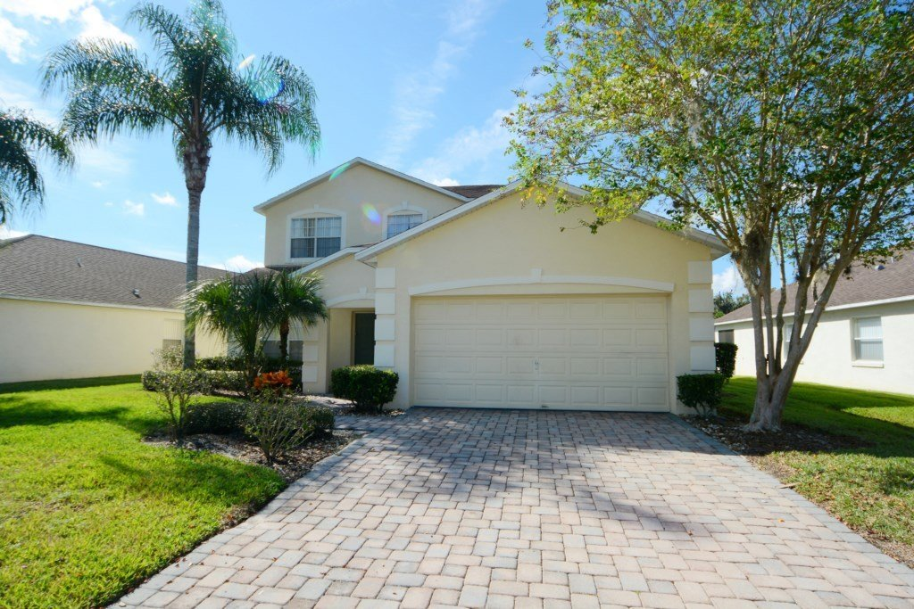 Best 5 Bedroom Orlando Vacation Home Cumbrian Lakes Kissimmee With Pictures