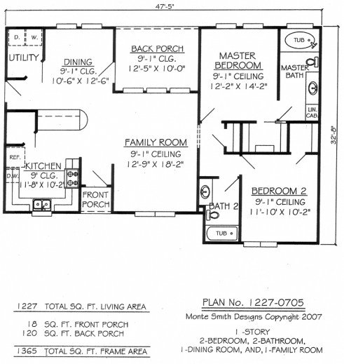 Best Unique 2 Bedroom House Plans July 2019 House Floor Plans With Pictures