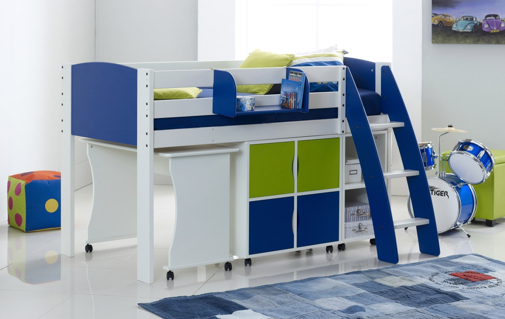 Best Kids Beds Children S Beds And Bedroom Furniture Scallywag Kids With Pictures