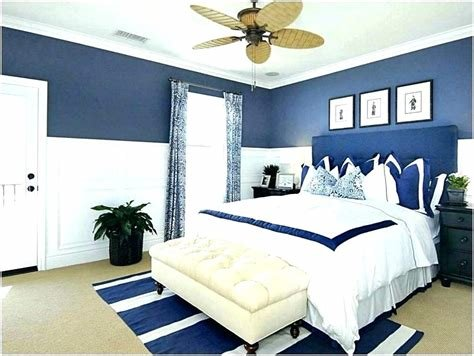 Best Navy Blue And White Bedroom Simpleandsweets Homes Appealing Blue And White Bedroom With Pictures