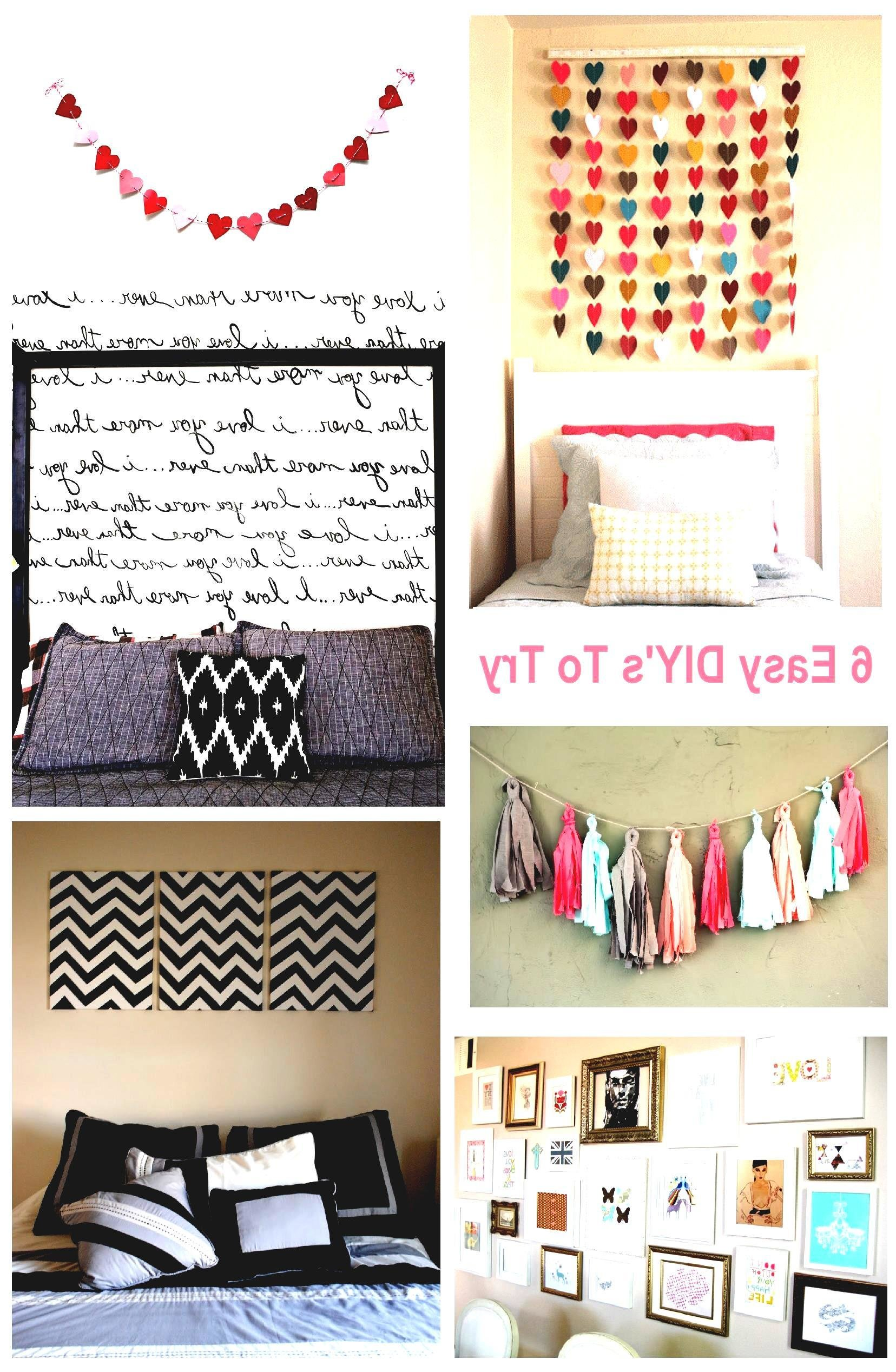 Best Cool Diy Projects To Decorate Your Room With Pictures