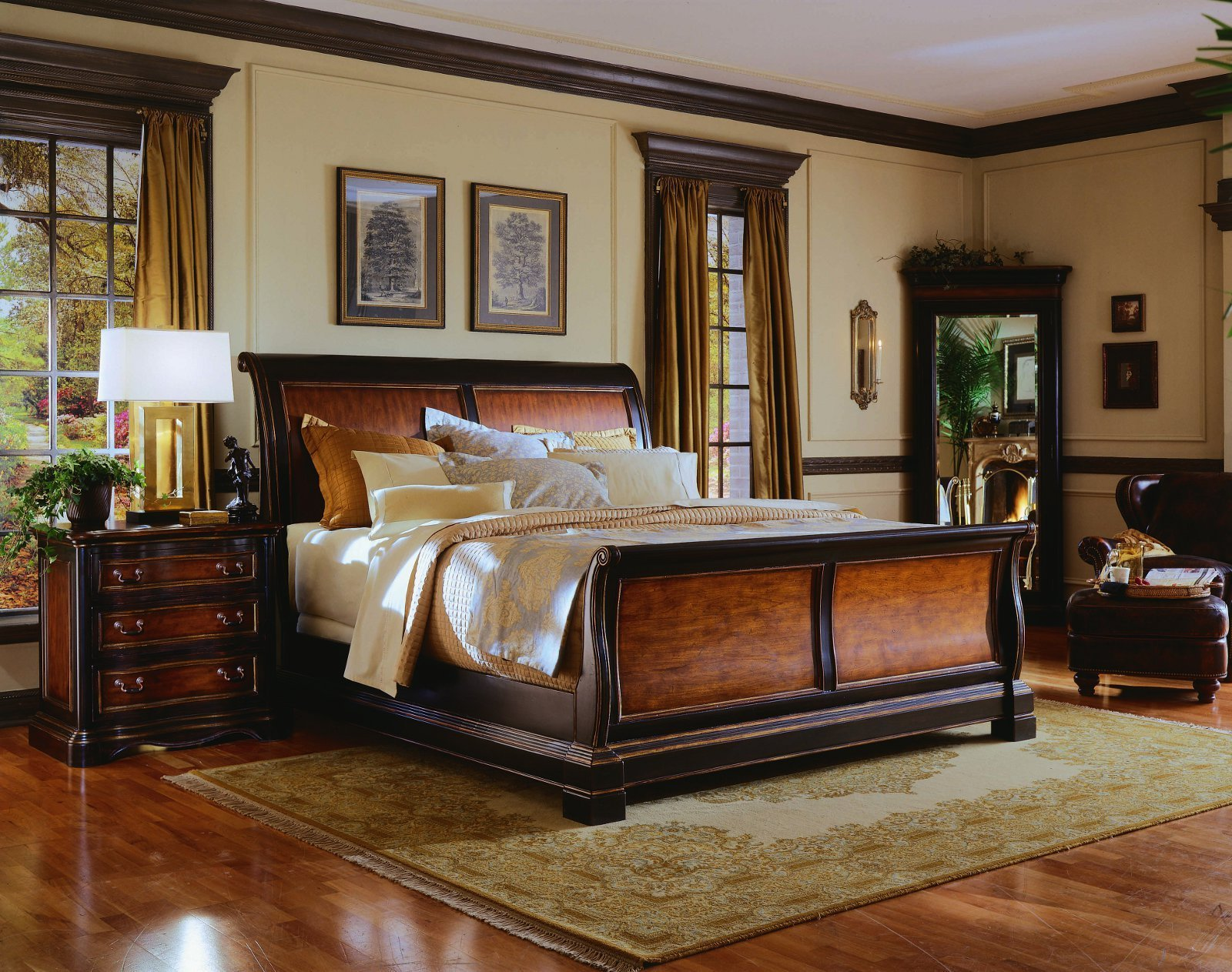 Best Care Of Your Mahogany Bedroom Furniture With Pictures