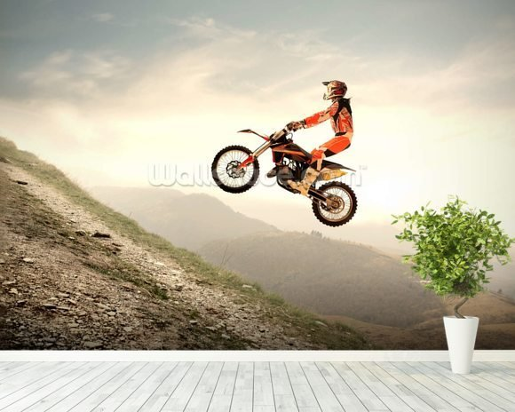 Best Motocross Bedroom Wallpaper Www Indiepedia Org With Pictures