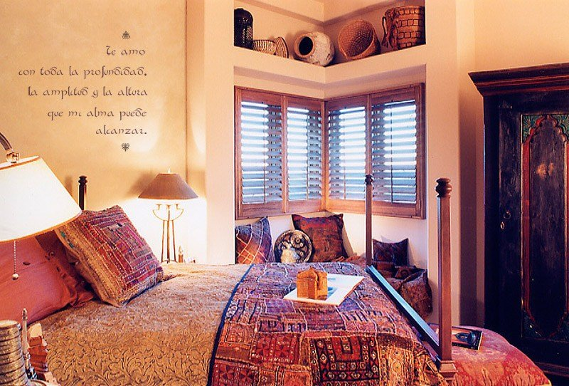 Best Southwestern Styled Bedroom With Pictures