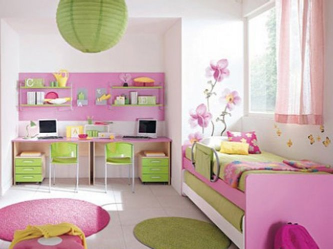 Best Colorful Girly Bedroom With Cute Decor 2019 Ideas With Pictures