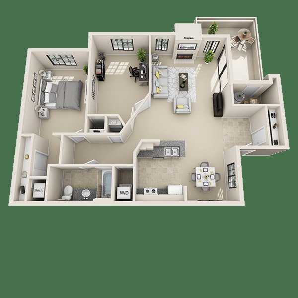 Best 1 2 3 Bedroom Apartments In Tucson Az Starrview At With Pictures