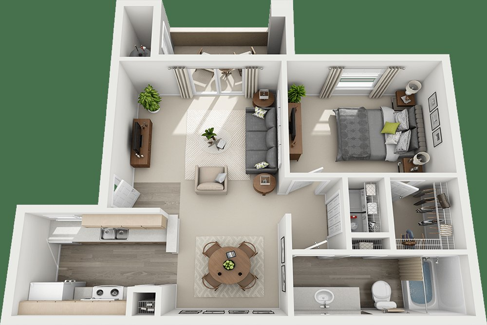 Best Luxury 1 2 3 Bedroom Apartments In Las Vegas Nv With Pictures