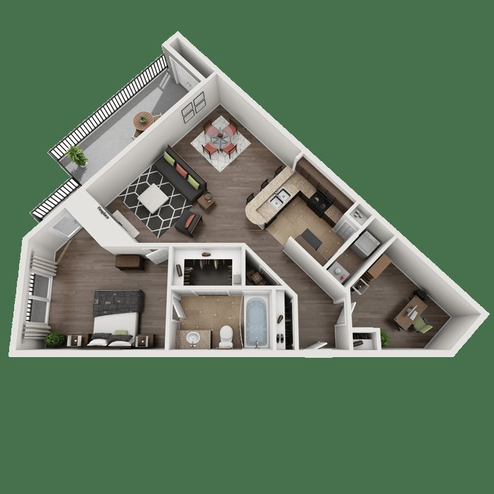 Best 1 2 3 Bedroom Apartments In San Antonio Tx The Niche With Pictures