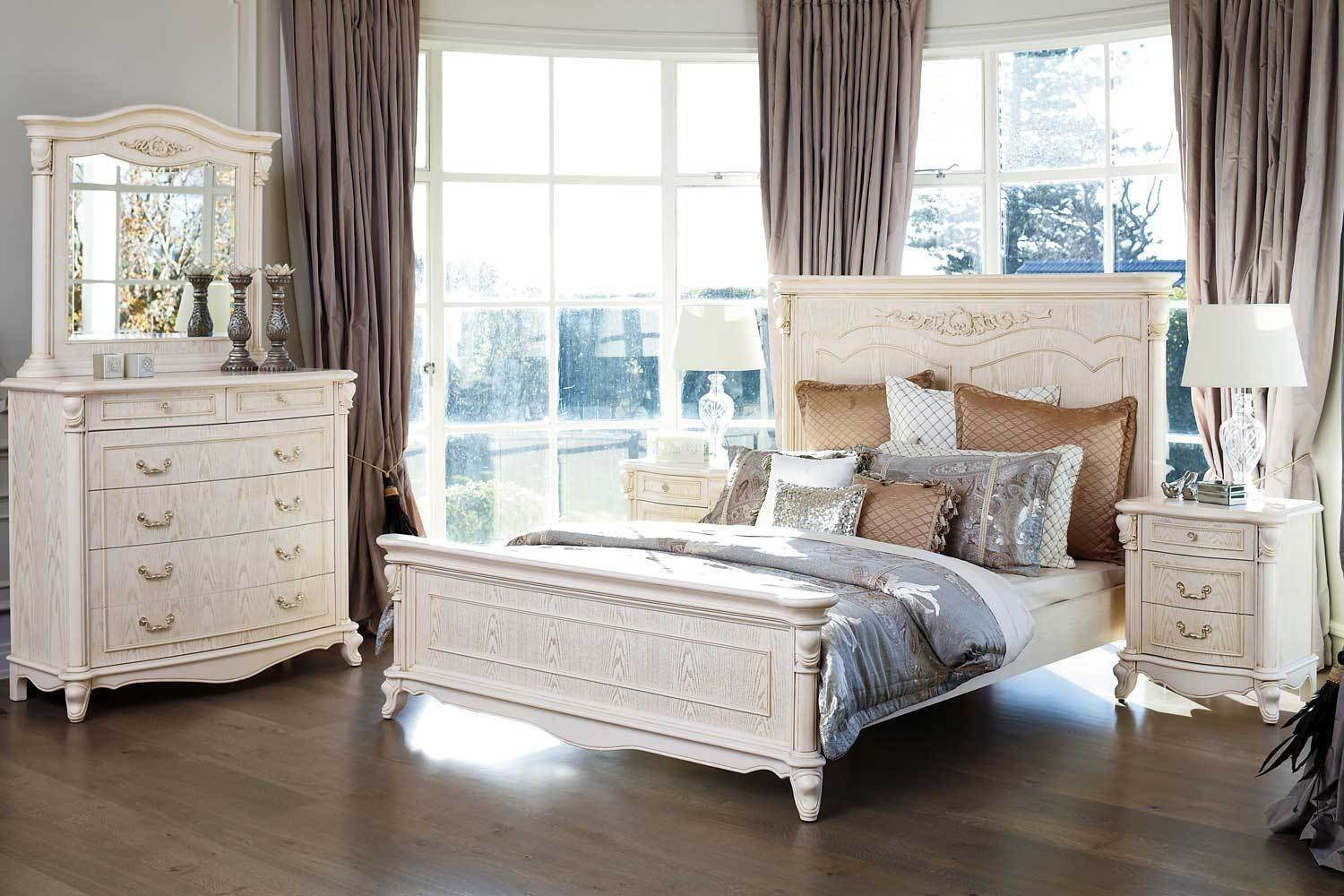 Best Chateau Bedroom Suite By Sorensen Furniture Harvey With Pictures