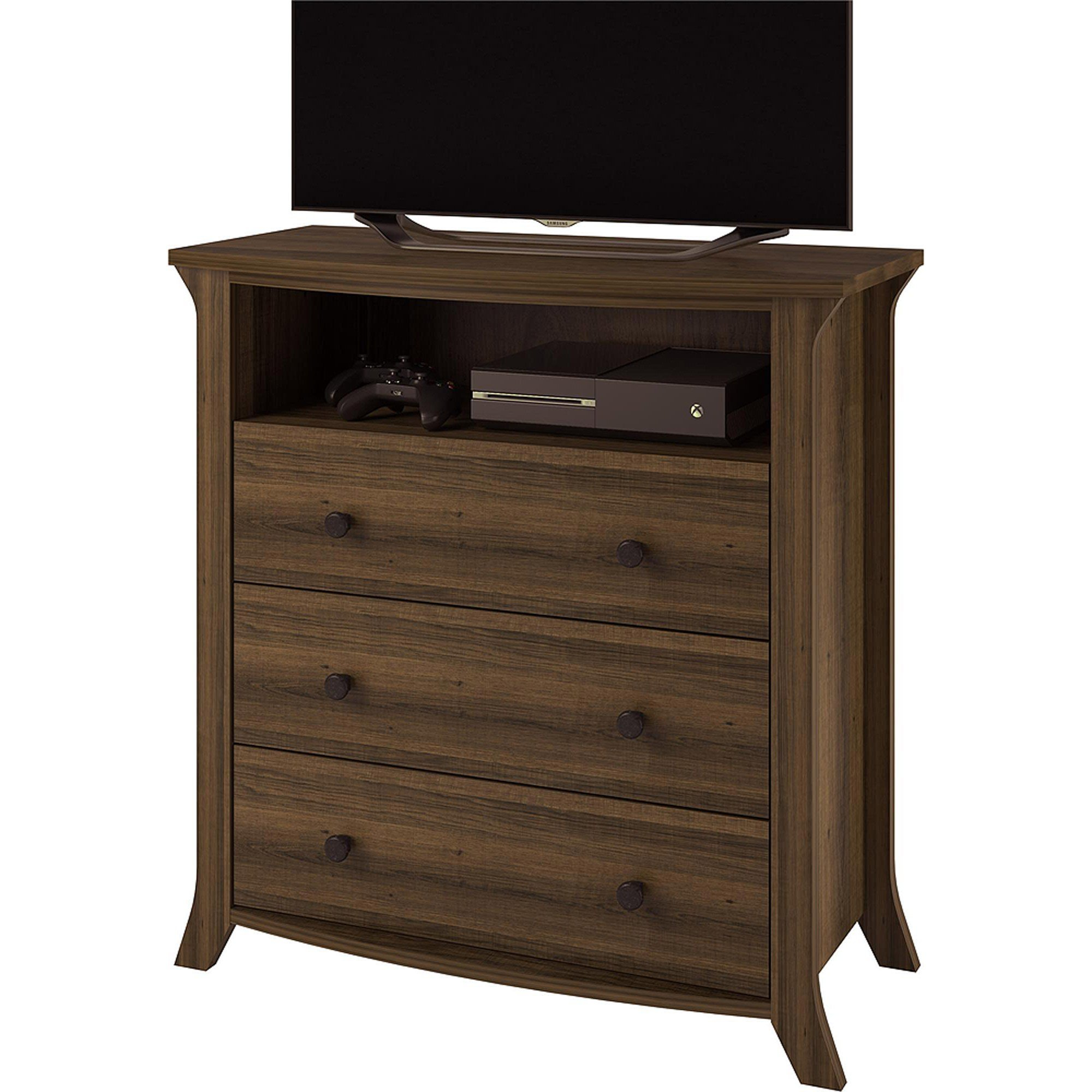 Best Kids Bedroom Drawer Tv Stand Media Center Video Gaming With Pictures
