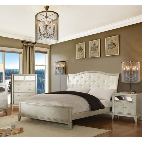 Best Furniture Of America Malayah Contemporary Style 3 Piece With Pictures