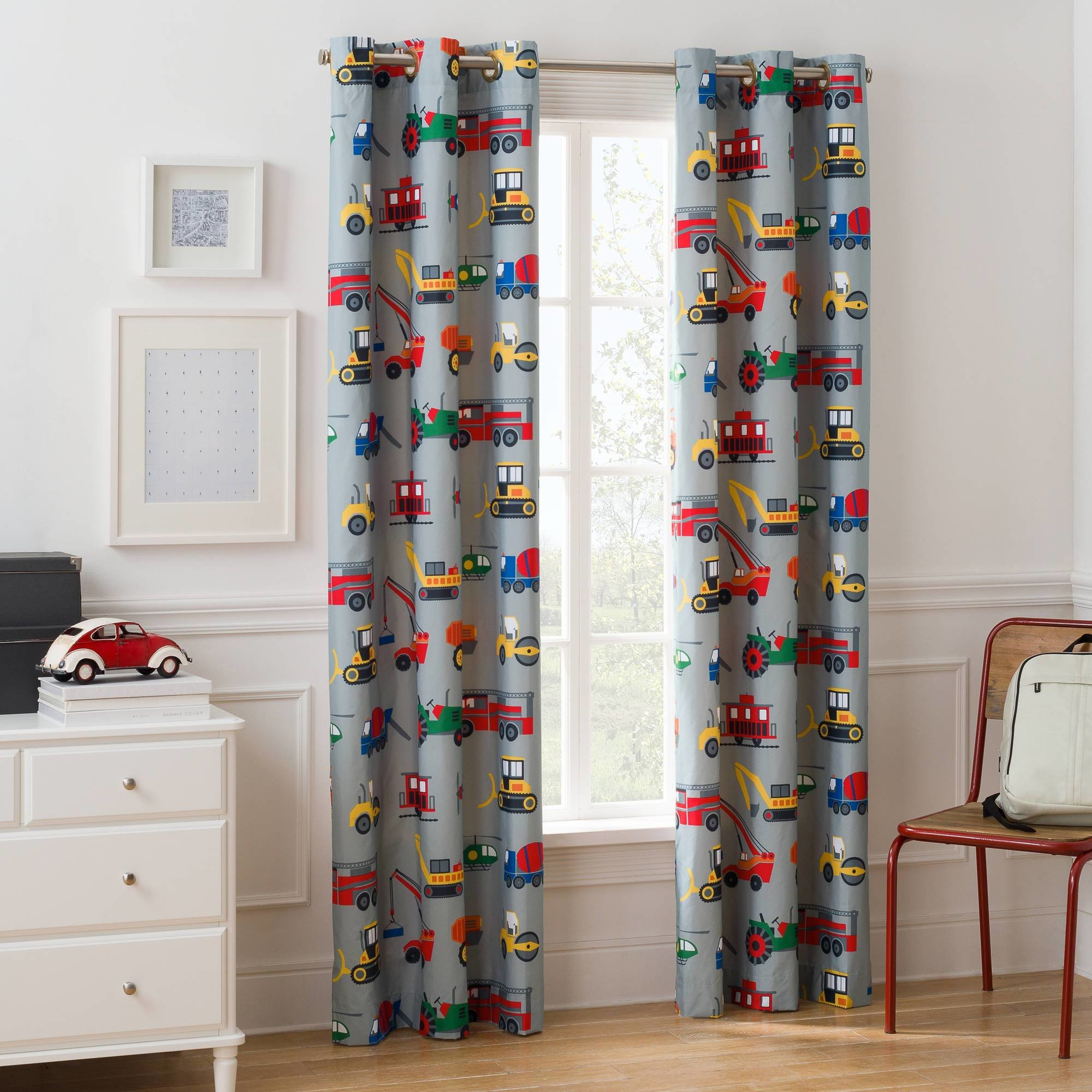 Best Unique Boys Curtains Panel For Bedroom Playroom Kids Boy Curtain Panel Cars 63 81806329229 Ebay With Pictures