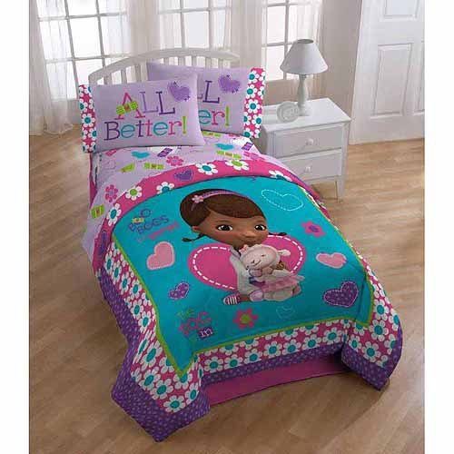 Best Disney Doc Mcstuffins Twin And Full Bedding Comforter With Pictures
