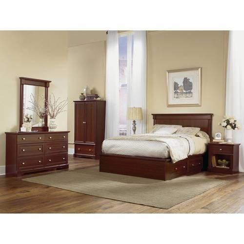 Best Sauder Palladia Bedroom Furniture Collection Walmart Com With Pictures