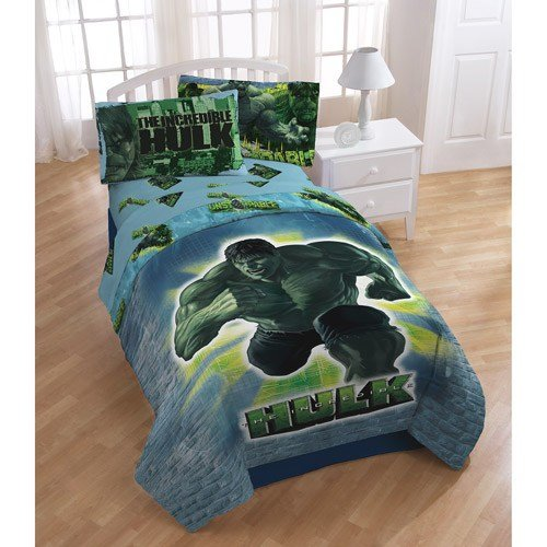 Best Incred Hulk Marvel Hulk Twin Comforter Walmart Com With Pictures
