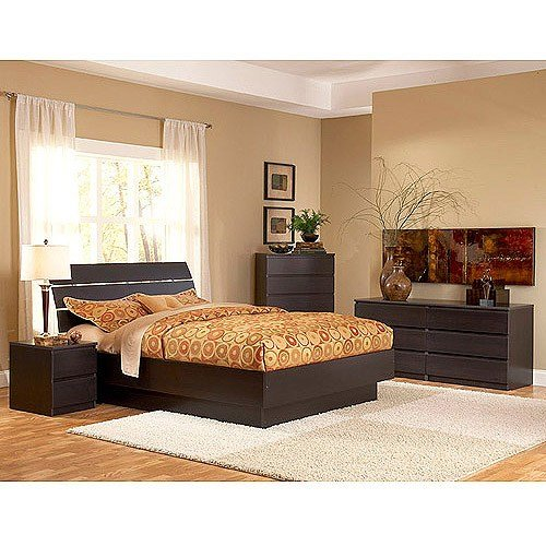 Best Laguna 4 Piece Queen Bed Night Stand Dresser And Chest With Pictures