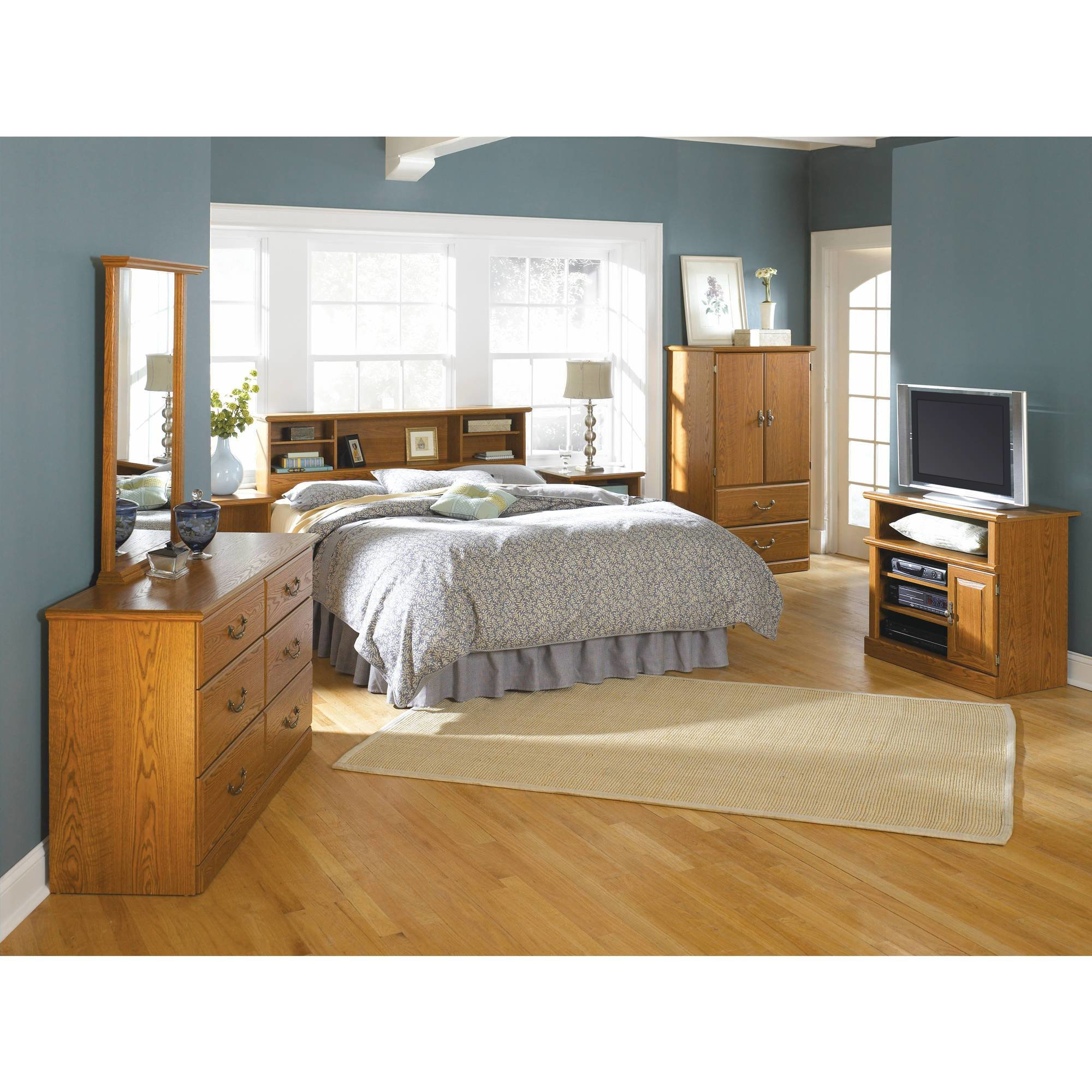 Best Sauder Orchard Hills Bedroom Furniture Collection With Pictures
