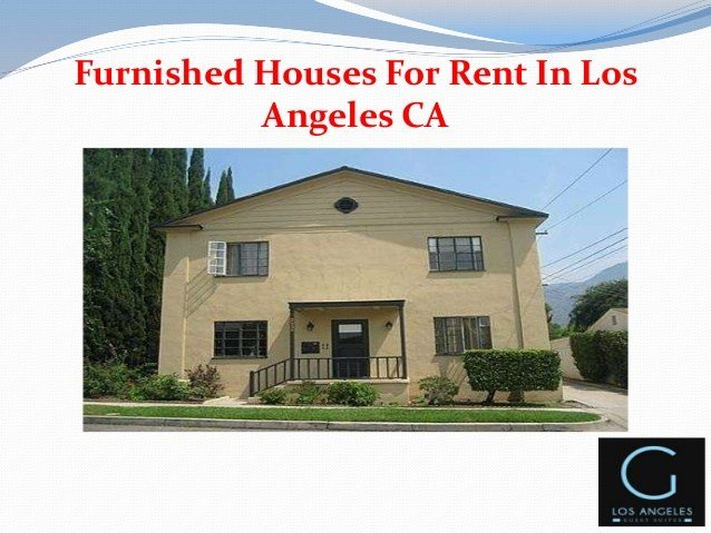 Best Furnished Houses For Rent In Los Angeles Ca With Pictures