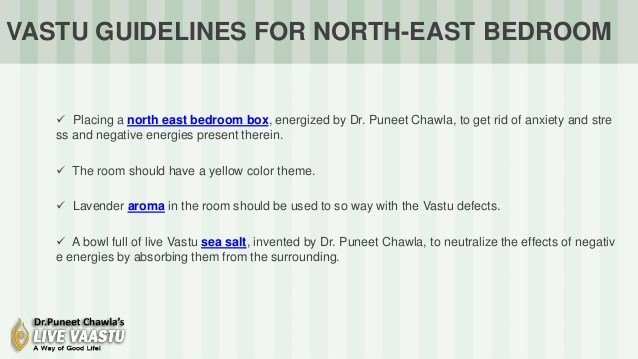 Best Vastu Guidelines For North East Bedroom With Pictures