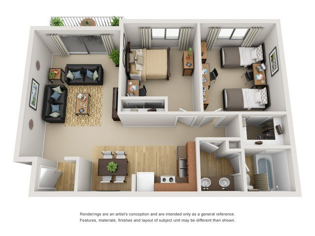 Best Campus Crossings On 8Th Street Tucson Az Apartment Finder With Pictures