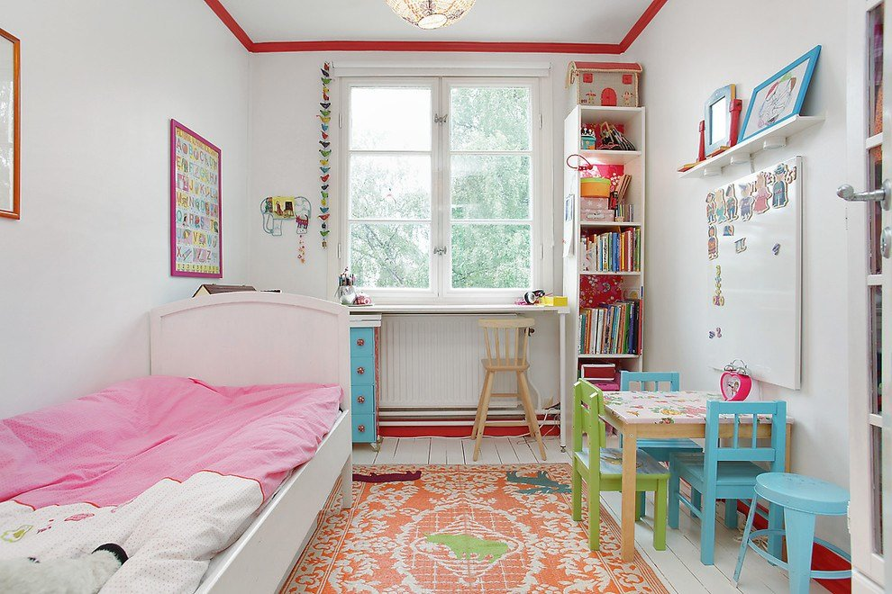 Best 23 Eclectic Kids Room Interior Designs Decorating Ideas With Pictures