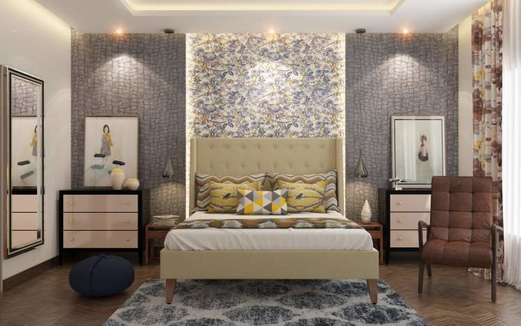 Best 8 Bedroom Accent Wall Ideas You Will Love With Pictures