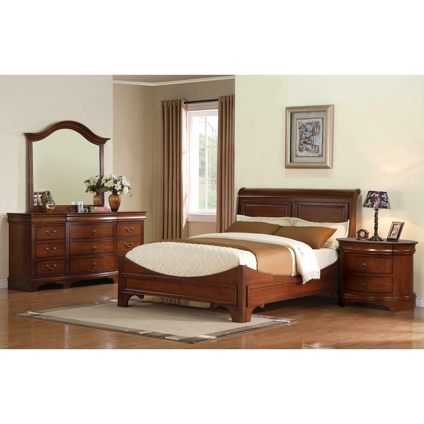Best Winners Only Renaissance Sleigh Bedroom Set Atg Stores With Pictures
