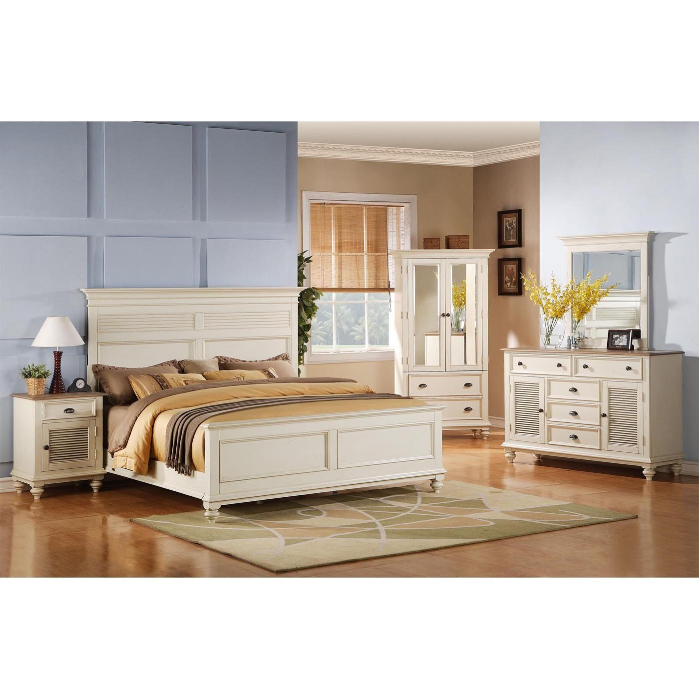 Best Riverside Furniture Coventry Bedroom Set Atg Stores With Pictures