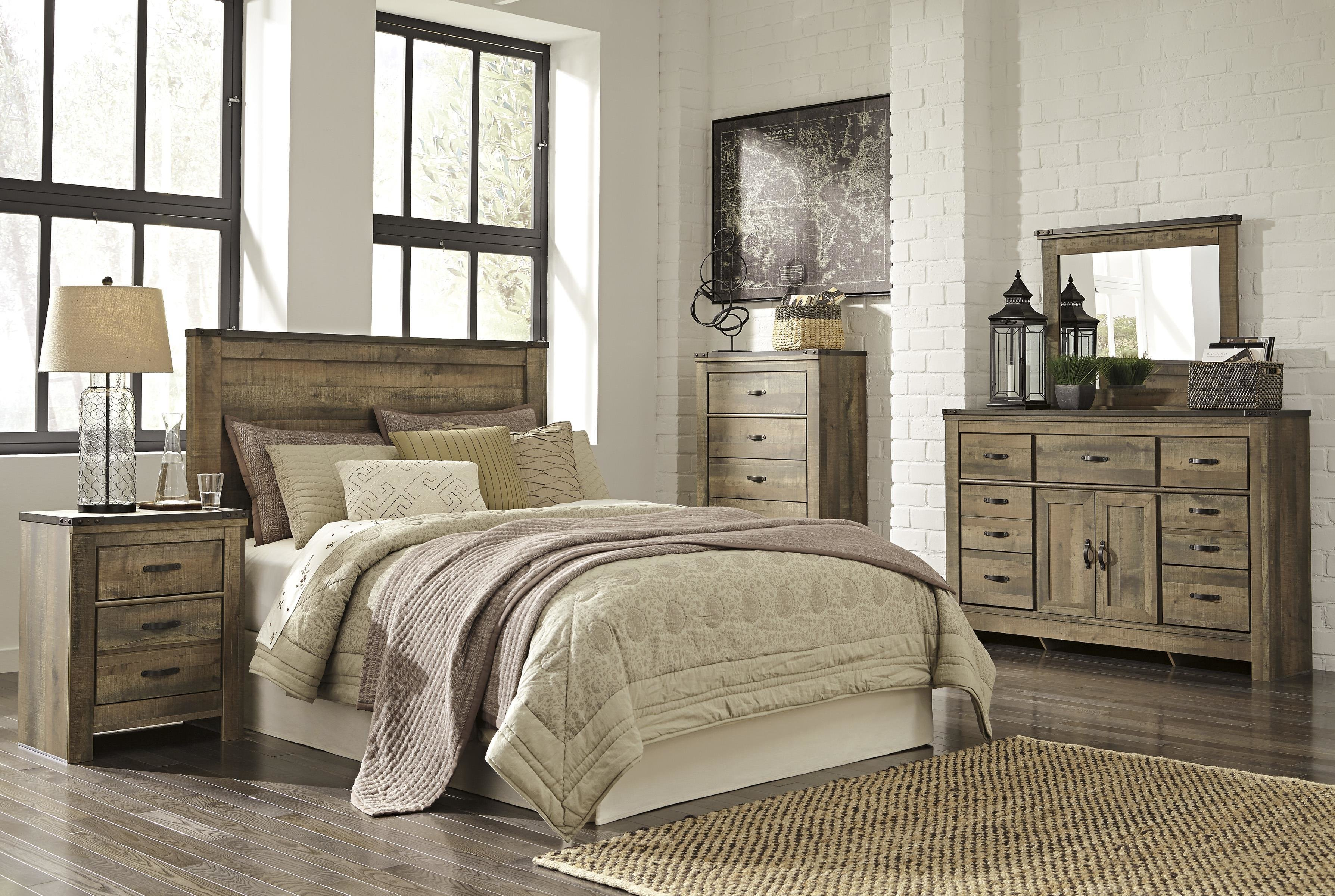 Best Trinell B446 By Signature Design By Ashley Del Sol With Pictures