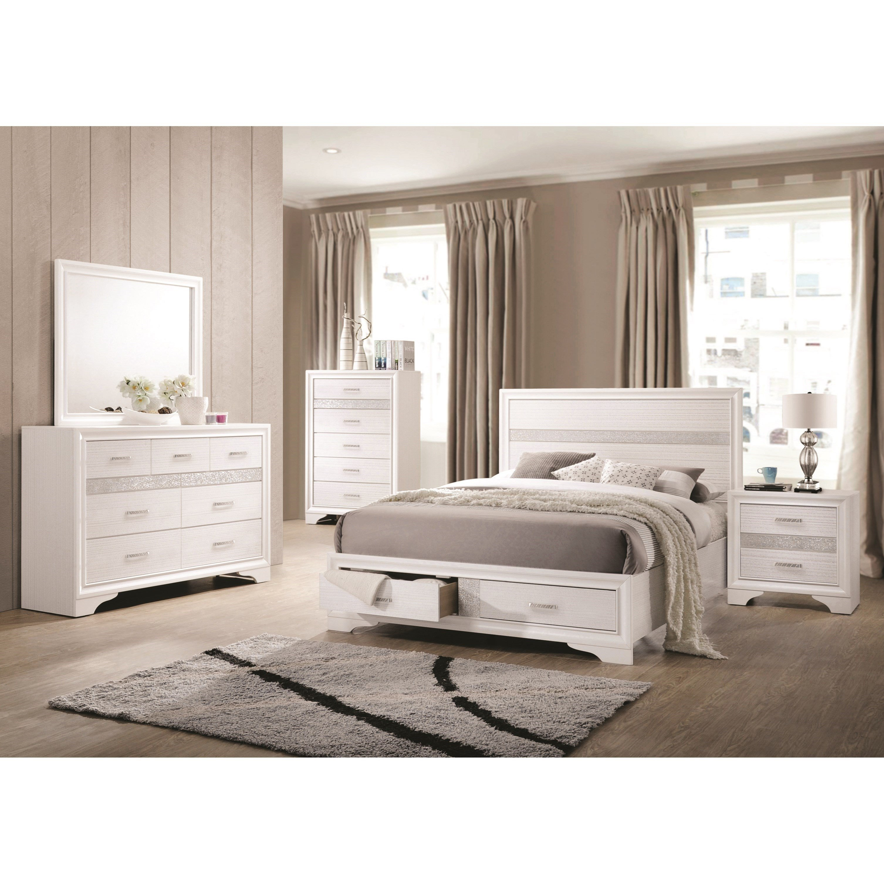 Best Coaster Miranda Queen Bedroom Group Value City Furniture With Pictures