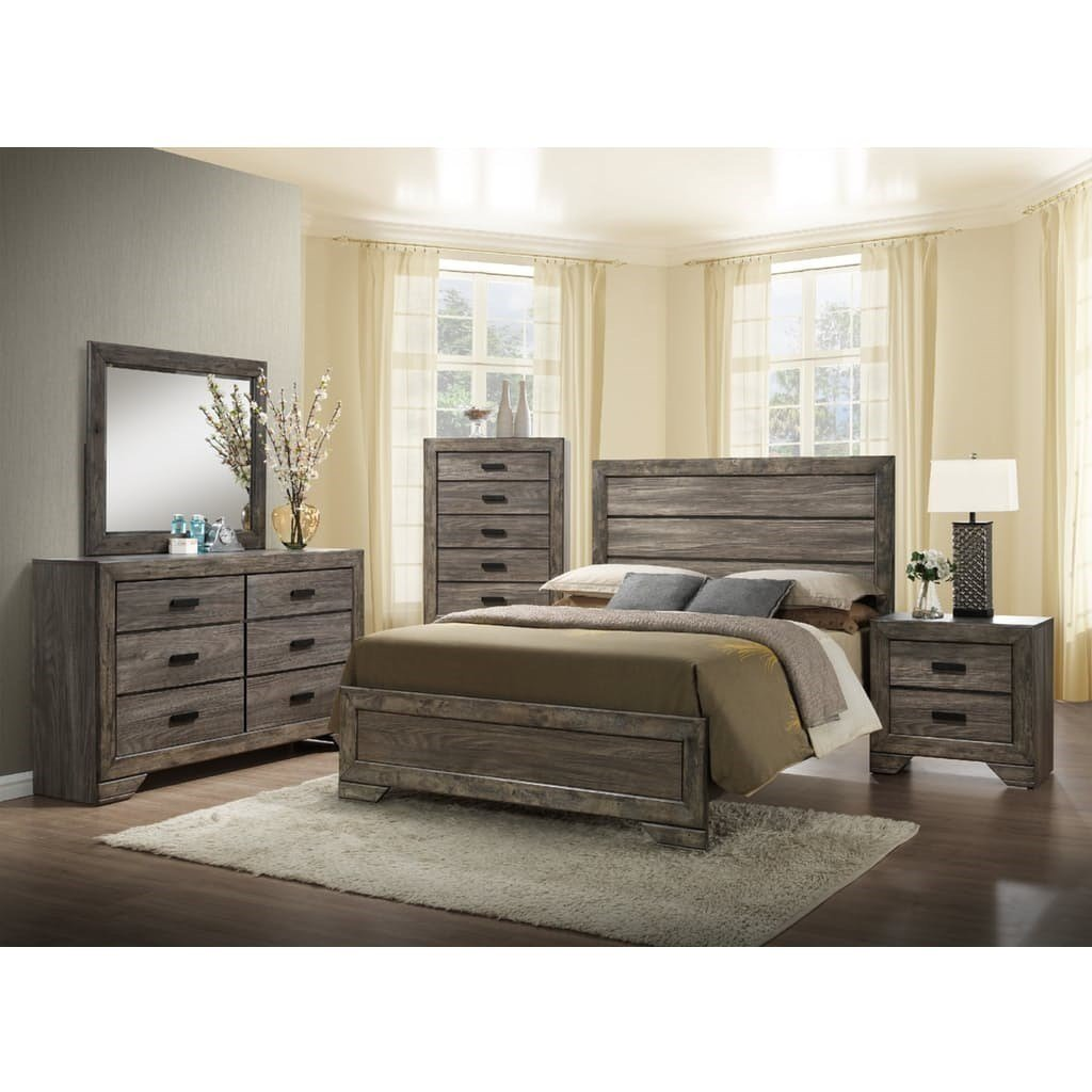 Best Elements International Nathan Queen Bedroom Set With Pictures
