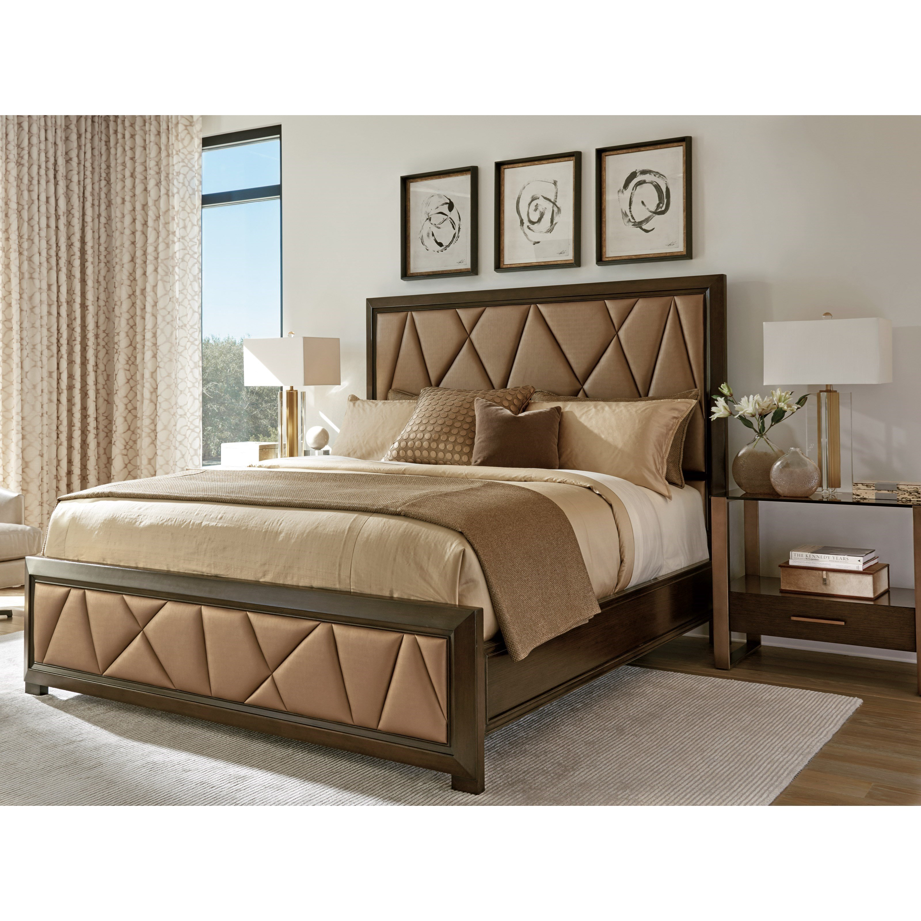 Best Lexington Zavala Queen Bedroom Group Baer S Furniture With Pictures