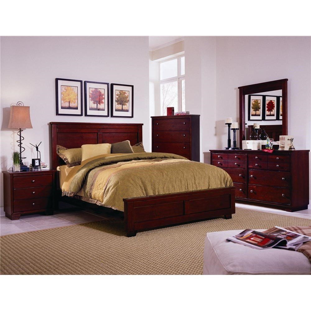 Best Progressive Furniture Diego Full Bedroom Group Conlin S With Pictures